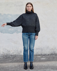 QUINN SWEATER - IRON