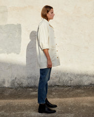 SAMMIE WORKSHIRT - NATURAL