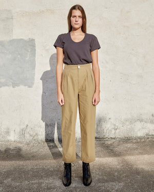 Load image into Gallery viewer, PIPER PANT - CAMEL