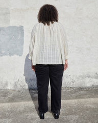 LUNA TOP - NATURAL WINDOWPANE