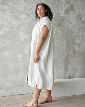 BEATRICE DRESS - QUARTZ