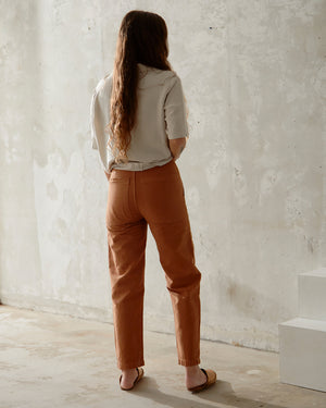 Load image into Gallery viewer, FLORENCE PANT - RUST