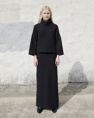JOANNA SKIRT - BLACK - PREORDER