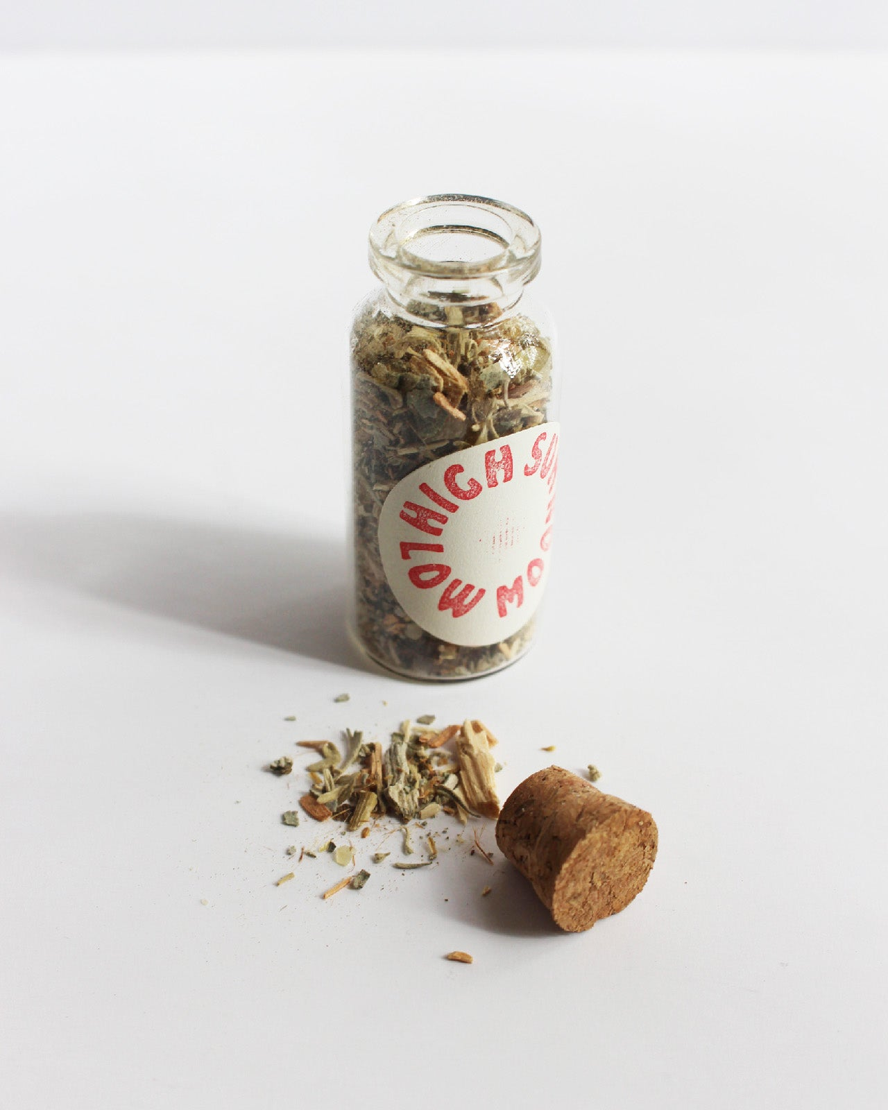 HIGH SUN LOW MOON - LOOSE INCENSE BLEND - LOW MOON