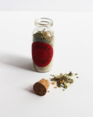 HIGH SUN LOW MOON - LOOSE INCENSE BLEND - HIGH SUN