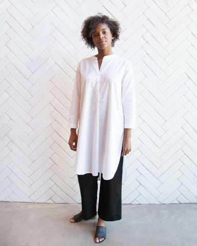 ELERY TUNIC - WHITE