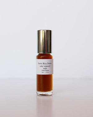 Load image into Gallery viewer, SAINT RITA PARLOR - 5 ML PARFUM - ESBY TODOS SANTOS