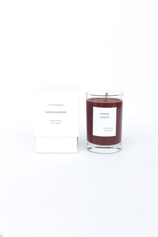 NA NIN - CANDLE - SOMOTO CANYON - COLORED - 5OZ