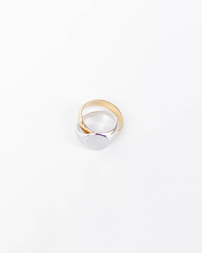 Load image into Gallery viewer, LADY GREY - PERRENIAL RING