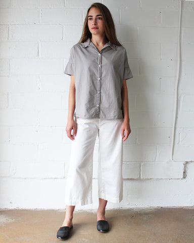 STELLA BUTTON DOWN - DRIFTWOOD