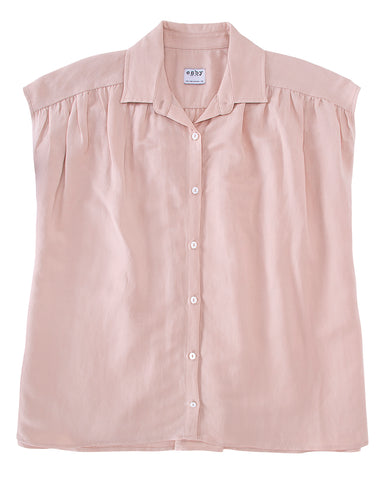 PHOEBE TOP - BLUSH - PREORDER