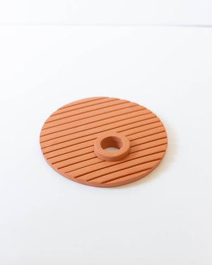 Load image into Gallery viewer, GUTEN CO - INCENSE HOLDER - TERRA COTTA