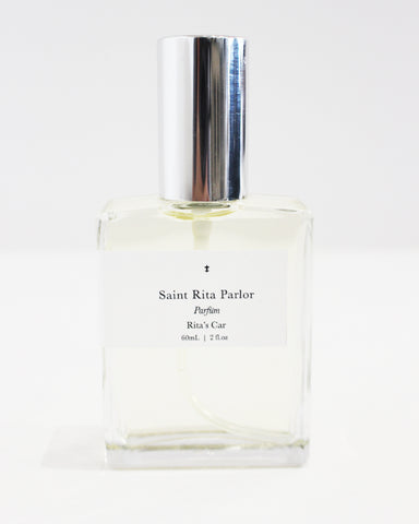 SAINT RITA PARLOR - 60 ML PARFUM - RITA'S CAR