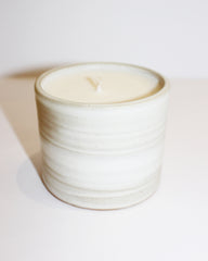 NA NIN - CERAMICS WITH INTENTION CANDLE / SAGE & EUCALYPTUS