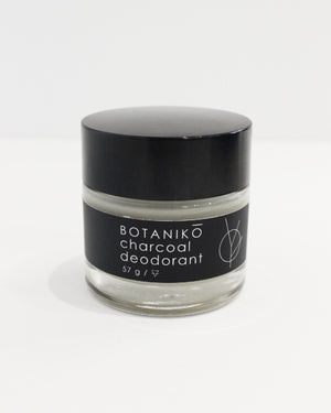 Load image into Gallery viewer, BOTANIKO - CHARCOAL CREAM DEODORANT - LAVENDER