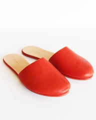 THE PALATINES - COGNITIO SLIDE SLIPPER - SAFFRON