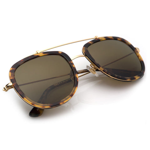 Krewe Du Optic - Breton - Blonde Tortoise (P) 24k
