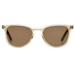 Krewe Du Optic - Olivier - Champagne + Rue Tortoise Polarized