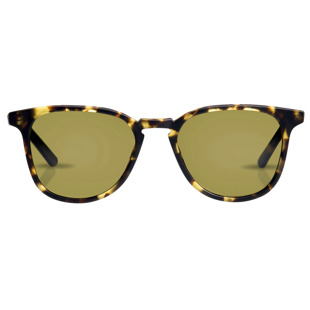 Krewe - Olivier - Matte Brindle + Black Polarized
