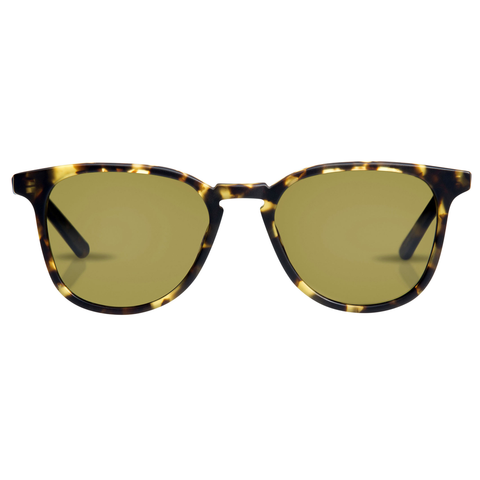 Krewe Du Optic - Olivier - Matte Brindle + Black Polarized