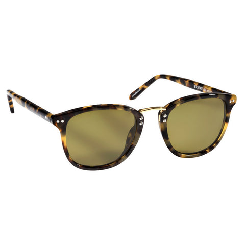 Krewe Du Optic - Franklin - Blonde Tortoise Polarized 24K
