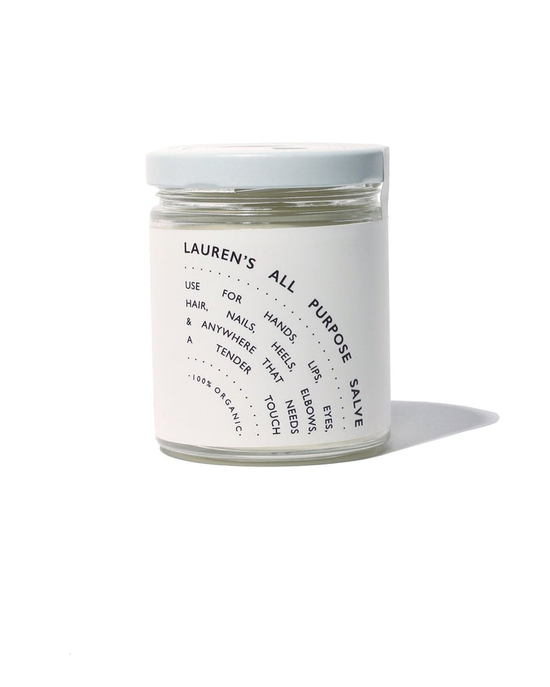 Load image into Gallery viewer, LAUREN'S ALL PURPOSE - ORIGINAL SALVE - CLASSIC JAR