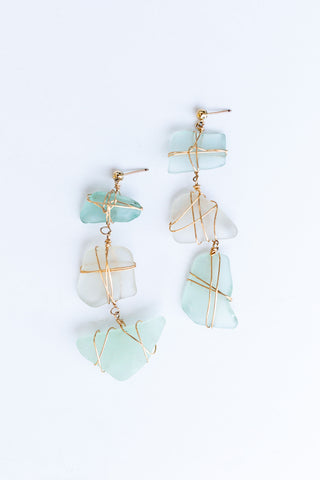 SVNR - DEL MONTE EARRINGS