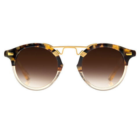 Krewe Du Optic - St. Louis - Blonde Tortoise to Champagne