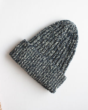 Load image into Gallery viewer, TAYLOR BEANIE - MIDNIGHT