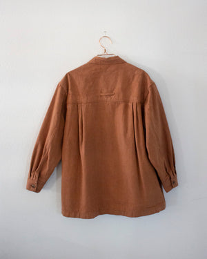 Load image into Gallery viewer, SAMMIE WORKSHIRT - RUST