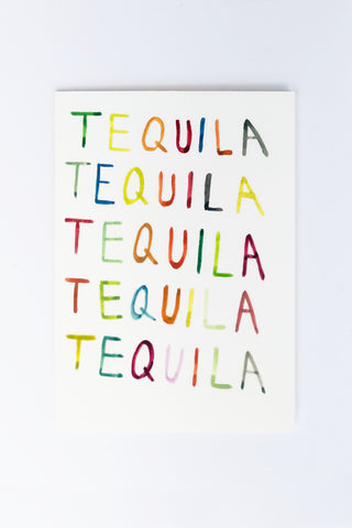 WUNDERKID CARDS - TEQUILA