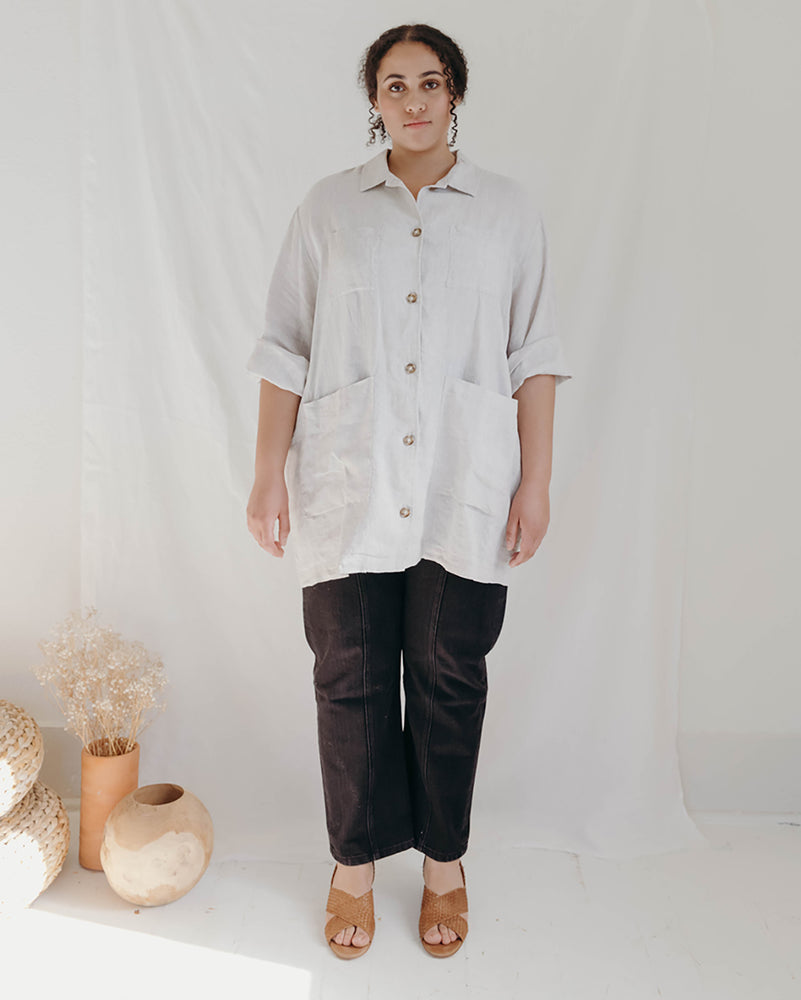 Load image into Gallery viewer, NOAH WORKSHIRT - TANSTONE
