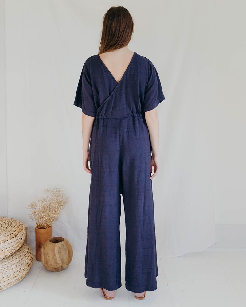 Load image into Gallery viewer, DUFFY JUMPER - INDIGO