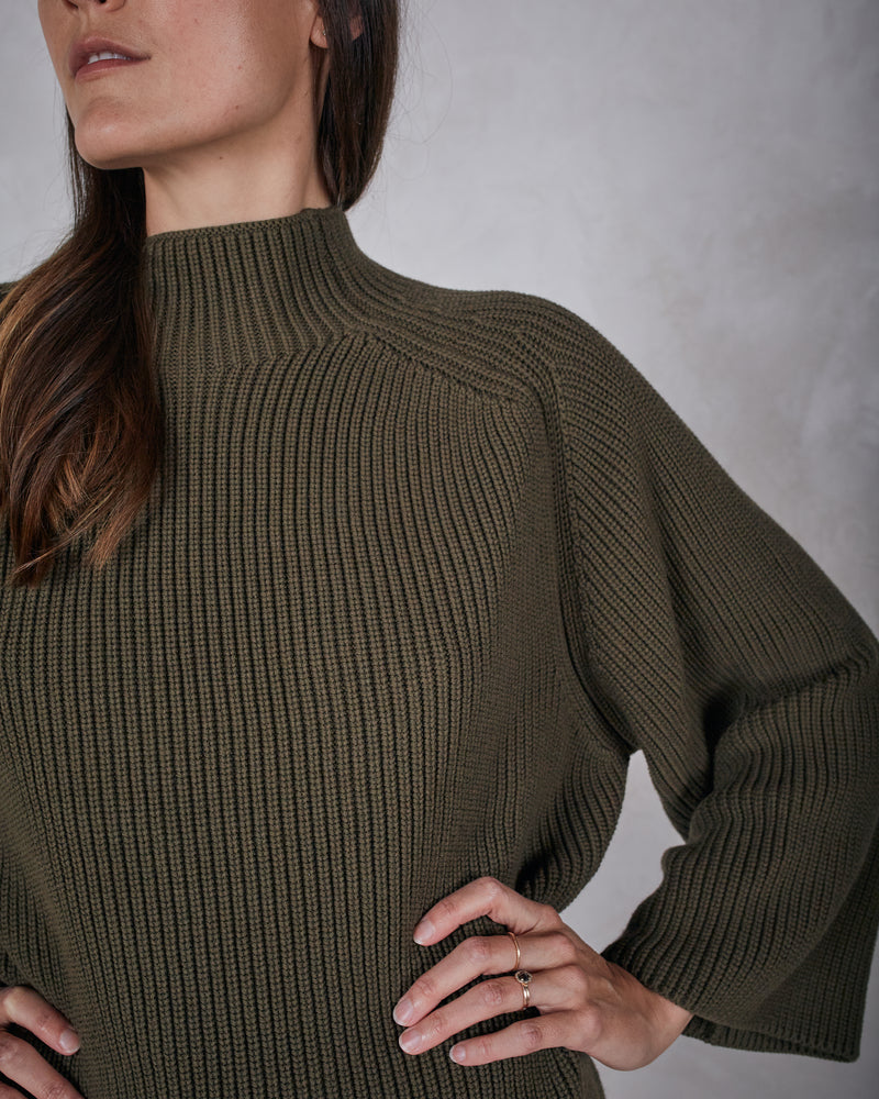 Load image into Gallery viewer, YATES SWEATER - SPRUCE