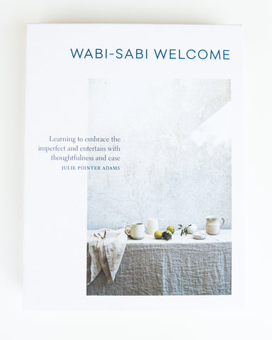 WABI-SABI WELCOME - BOOK