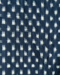 ALICE TUNIC - NAVY IKAT
