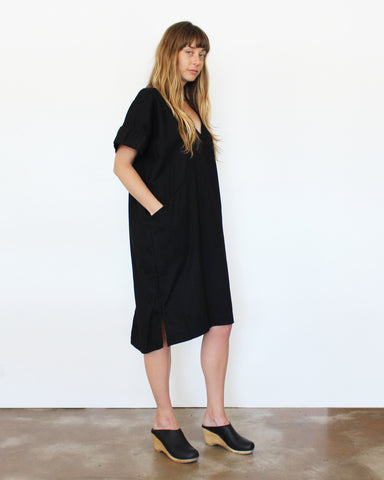 ALICE TUNIC - BLACK