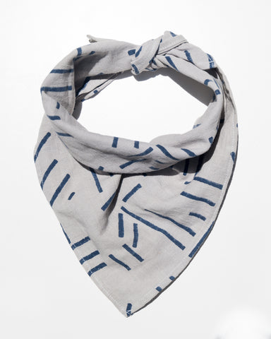 ESBY X SEEK BANDANA - BLUE