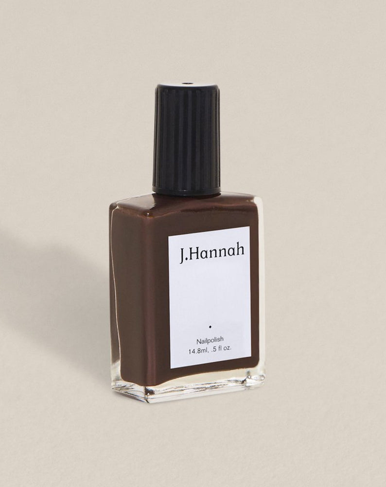 Load image into Gallery viewer, J.HANNAH NAIL POLISH - CAROB