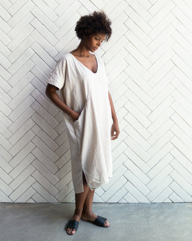 ALICE TUNIC - NATURAL