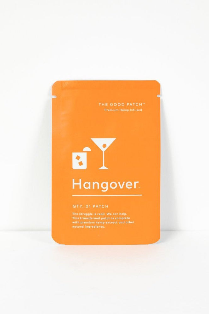 THE GOOD PATCH - HANGOVER