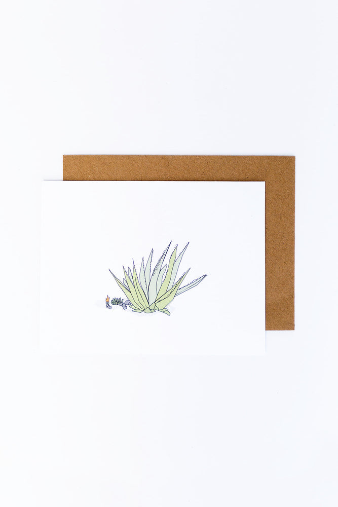 Load image into Gallery viewer, LIZ FRANCES STUDIO - AGAVE CARD