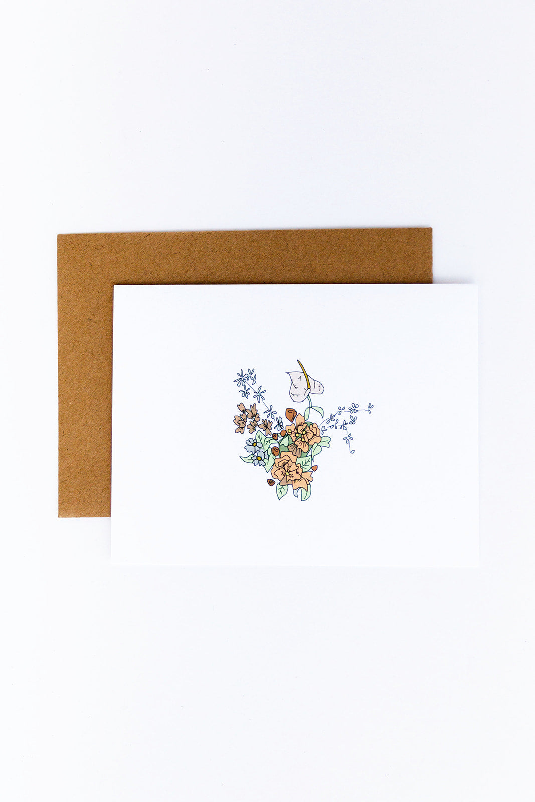 LIZ FRANCES STUDIO - BOUQUET CARD