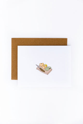 LIZ FRANCES STUDIO - FRUIT BOARD CARD