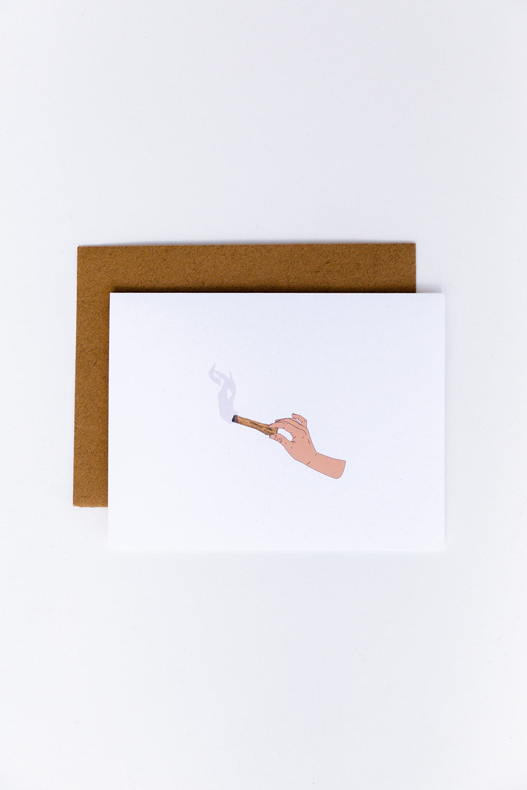 LIZ FRANCES STUDIO - PALO SANTO CARD