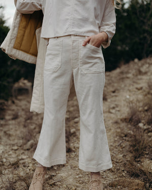 MELLET FLARED PANT - 3 COLORS