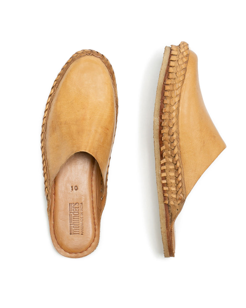 Load image into Gallery viewer, MOHINDERS - MEN'S CITY SLIPPER - SOLID