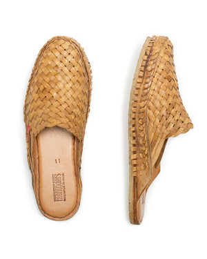 MOHINDERS - MEN'S CITY SLIPPER - WOVEN