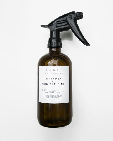 NA NIN - HOME CLEANER - LAVENDER/VIRGINIA PINE