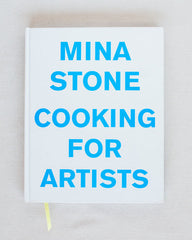 COOKING FOR ARTISTS - BOOK